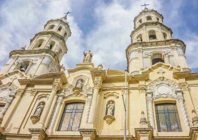 San Telmo Church, Buenos Aires
