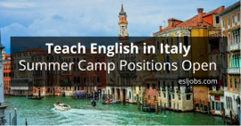 teach-english-italy-summer-camps-270px
